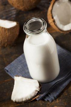 Homemade coconut milk discovered by Ʈђἰʂ Iᵴɲ'ʈ ᙢᶓ Chefs, Non Dairy Cheese, Nut Milk Bag, Milk Alternatives, Healthy Brain, Healthy Food, Good Fats, French Food, Veggie Recipes