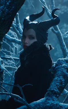 Angelina Jolie - Maleficent- She is exquisite and the story was surprisingly sweet