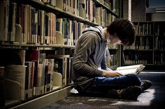 How perfect would it be to meet my future husband in a library, after we both try and grab the same book at the same time? <3