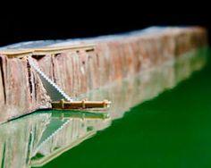 Beautiful Gaetano Pesce: Six Tables On Water