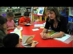 CLOSE READING Teacher Resource~  This 12:06 minute video models a close reading lesson.  A group of 4th grade students closely read a text about toy inventors, discussing their ideas with their peers. Their teacher models her thinking on some tricky parts, asks text-dependent questions, and guides their annotation and writing.