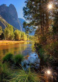 "coiour-my-world: ""Yosemite National Park…. Yosemite Village, California photo by Ryan Buchanan """