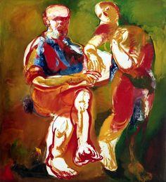 - Oleksiy Apollonov Paintings 1997 -2002 - museum of art