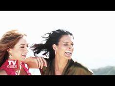 Rizzoli & Isles secrets! Angie Harmon and Sasha Alexander tell all!