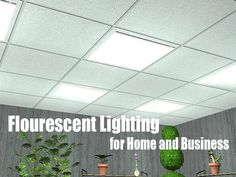 NiceNBrite Fluorescent Lites - Lighting - Sims 2 Downloads - Sims 2 Downloads - SailfinSims