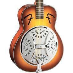Buy Fender FR50 Acoustic Resonator Guitar Sunburst at ZoZoMusic.com