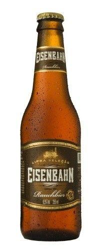 Cerveja Eisenbahn Rauchbier - Cervejaria Sudbrack