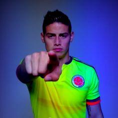 James Rodríguez Controla Todo - adidas Football.  #CF #JamesRodriguez #adidas