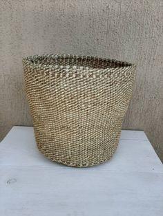 SALE Woven sisal planters, Succulent planters, Wicker baskets, Toy storage basket, Decorative basket, Handmade basket, Boho planters #BohoPlanters #GiftForHer #ToyStorage #MomsGift #InteriorDecor #WickerHolder #WovenPlanters #BananaFibrePlanter #SisalPlanters #SucculentPlanter Christmas Gifts For Her, Gifts For Mom, Toy Storage Baskets, Market Baskets, Succulent Planters, Basket Decoration, Sisal, Wicker Baskets, Beaded Necklaces