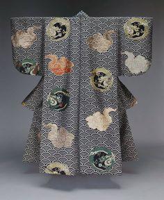 Japanese Noh costume, Meiji era (19th century)