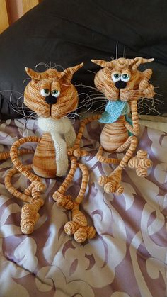 Ravelry: 120 Brown Cat Ostap pattern by LittleOwlsHut