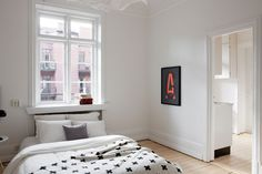 La Maison d'Anna G.: Moving in: Erik Dahlbergsgatan