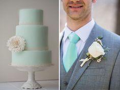 Un boda color menta | El blog de María José