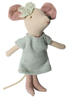 Maileg Winter Big Sister Mouse