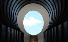 Roden Crater / James Turrell  View to sky