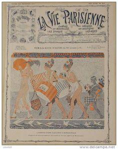 Georges Léonnec (1881 – 1940). La Vie Parisienne, 25 Novembre 1911. [Pinned 22-vii-2015]