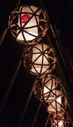 Lanterns, Japan