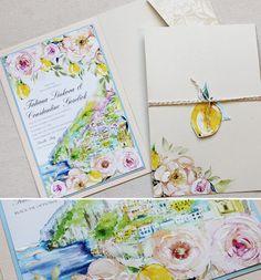 lemon-wedding-invitation                                                                                                                                                      More