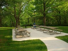 New and Improved Picnic Site 2 at McDonnell Park! For more information about McDonnell Park, go to: New & Improved Picnic Site 2 at McDonnell Park! #McDonnell