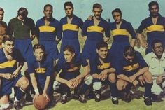 Boca Juniors Campeón del Campeonato de Primera División 1935