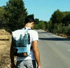Daybag  #daybag #bagpack #mensbag