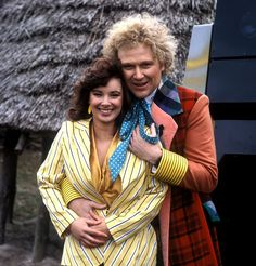 THT-- Peri and the Sixth Doctor. :)
