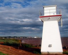 Silent Sunday: Lighthouse at Summerside, PEI