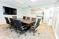 Boardroom rental vancouver
