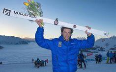 Kilian Jornet, campeón del mundo de 'Vertical Race' +http://brml.co/1xFkna3