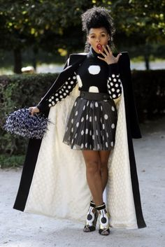 11 Celebs Taking Paris Fashion Week By Storm