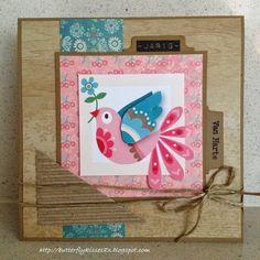 100% Handmade By Rimmie: Eline's Winterbird (3)