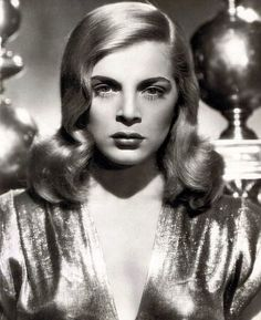 Fine Fettle: Classic Hollywood Archetypes: The Femme Fatale January 31 2015 Lizabeth Scott from Scranton Hollywood Glamour, Classic Hollywood, Old Hollywood, Hollywood Actresses, Lizabeth Scott, Actrices Hollywood, Classic Movie Stars, Most Beautiful Faces, Classic Actresses