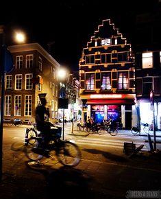 Amsterdam After Dark via Beers & Beans