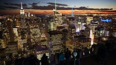 Business trip: New York City