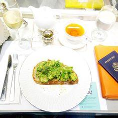 Les inspirations food sur l'Instagram de Meghan Markle : déjeuner avec un toast d'avocat