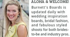 How to Brand Your Wedding | Burnett's Boards - Daily Wedding Inspiration