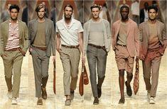 El verano, invitado de excepción a la Semana de la Moda Masculina de Milán