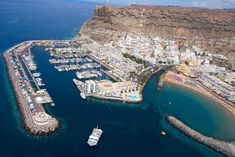 Mogan, Gran Canaria foto credit @elcoleccionistadeinstantes via Flickr #grancanaria #puertodemogan #mogan #canarischeeilanden