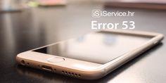 Hay un error que deja inservible los dispositivos de iOS y ese es el conocido Error 53. Se trata de un fallo de difícil solución. De hecho, muchos usuarios no han conseguido recuperarlo y han tenido que comprarse otro terminal.  http://iphonedigital.com/error-53-itunes-iphone-solucion/  #iphone6 #apple