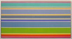 "Kenneth Noland, ""Summer Plain"" 1967"