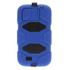2 In 1 Hybrid Survivor Silicone Plastic Waterproof Case for Samsung Galaxy with Back Belt Clip Holster(note iphone optional) - S. Samsung Galaxy S4 Cases, Smartphone, Chanel, Plastic, Belt, Iphone, Note, Belts