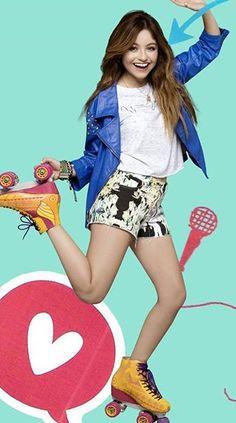 Sou Luna Disney, New Disney Channel Shows, Spanish Tv Shows, Gravity Falls, Avan Jogia, Barbie Party, Youtubers, Skater Girls, Son Luna