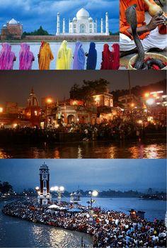 Taj Mahal and Pilgrimage Tour - 8N/9D - Delhi - Agra - Haridwar - Rishikesh – Delhi – Private Tours in India -  http://daytourtajmahal.in/taj-mahal-pilgrimage-tour-8n9d