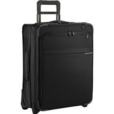 Briggs & Riley Baseline Luggage Domestic Carry-On Expandable Upright Suitcase http://www.alltravelbag.com/briggs-riley-baseline-luggage-domestic-carry-on-expandable-upright-suitcase/
