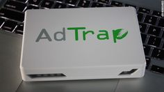 AdTrap device intercepts online advertisements before they reach any devices that access your Internet connection, allowing you to surf the Web -- even stream videos -- without those annoying ads. #technology #innovation #startup