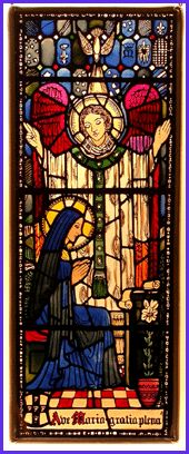 Annunciation - Shrine of Our Lady of Walsingham