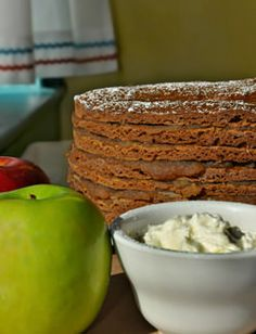 Appalachian Apple Stack Cake Recipe