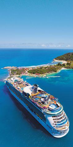 Cruises to Labadee, Haiti Royal Caribbean International, Royal Caribbean Cruise, Around The World Cruise, Cruise Ship Pictures, Best Cruise Ships, Ocean Cruise, Armada, Super Yachts, Cruise Travel