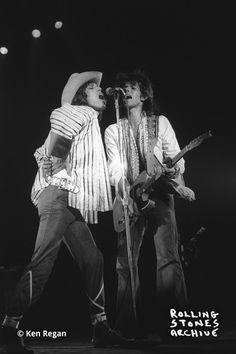 The Official Rolling Stones Archive | 1975: Ken Regan
