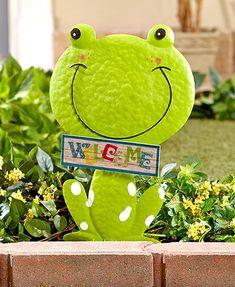 Hop into the Garden Yard Decor